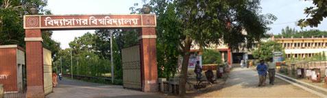 Vidyasagar University Results