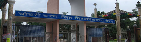 Chaudhary Charan Singh University Results