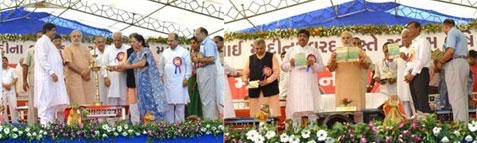 Sardarkrushinagar Dantiwada Agricultural University Results