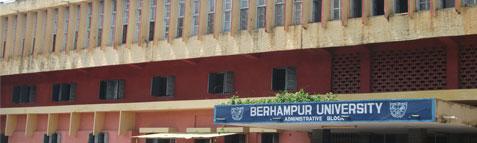 Berhampur University Results