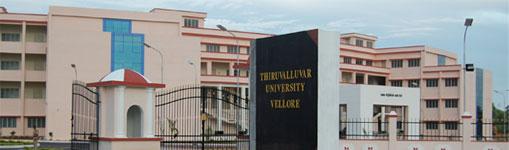 Thiruvalluvar University Results