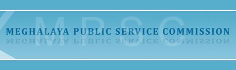 Meghalaya Public Service Commission Results